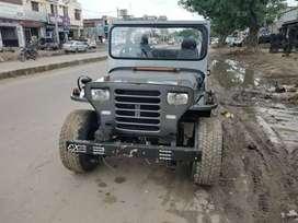 Jonga jeep modify Haryana