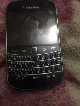 Blackberry 9900 touch and type