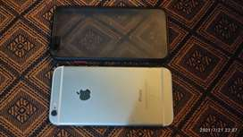 iphone 6 32gb Rom no any scartch like new