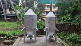 No fuel Incinerator for sale from direct manufacturer with warranty