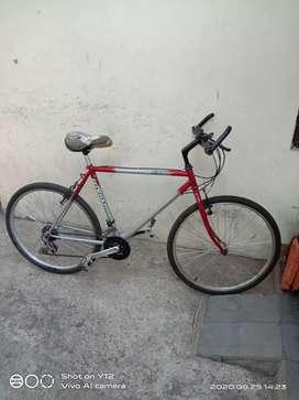 Sepeda federal ukuran 26 ada no seri nya anting RD ada