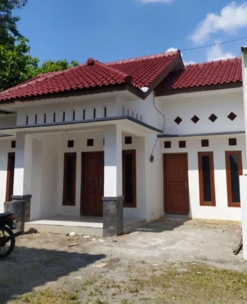 Bangunkan Rumah Baru di Kaibon 100m dr Jln Propinsi Madiun-Ponorogo