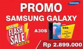 Samsung galaxy A30s new promo alvian cell samsung store banyak hadiah