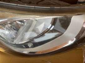 Verna fludic headlight left right old