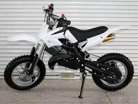 New 50cc pocket dirt bikes for kids