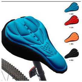 Sarung Jok Sepeda Silikon Cover
