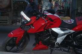 TVS Apache RTR 160 new model