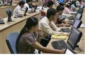 Male Female Telecallers vacancies Data Entry operator vacancies in Off