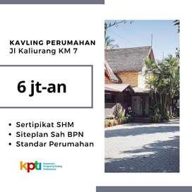 Kapling Premium Dekat Kampus UGM Gentan Kaliurang, Siap Bangun