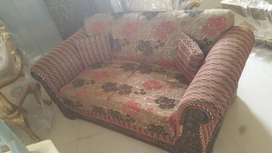 7 seater sofa with center table set