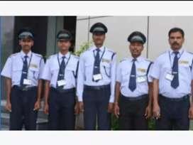 Urgent hiring for jobs security guard