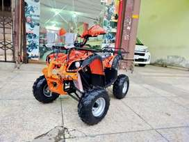125cc Brand new Hammer Jeep Atv Quad 4 Wheels Deliver In All Pakistan