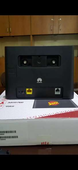 Zong / jazz 4g router unlocked box packed