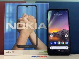 Nokia 2.2 Brand New with full warranty at amazing price