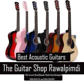 Best Acoustic guitars and best prices