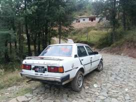Corolla 82 model 270000 demond.