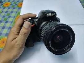 Nikon D5500 in excellent condition