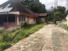 Tanah Pinggir Jalan Utama Padang-Bukittinggi