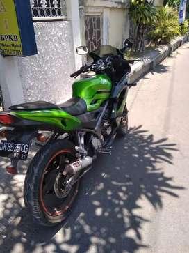 Kawasaki ninja r tahun PMK 2016 Bali dharma motor