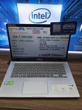 Kredit Laptop Asus A407FJ Tanpa Cc Free 1x Cicilan