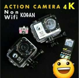 Kamera sport action 4K ULTRA HD KOGAN non wifi