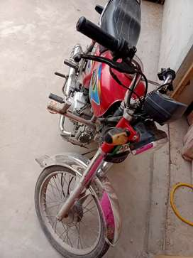 Unitted bike Good condition