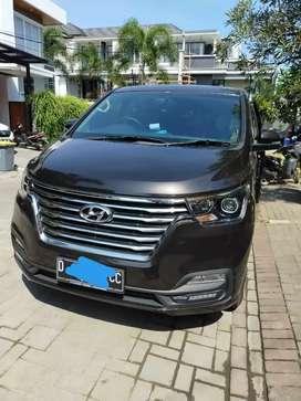 Hyundai H1 diesel 12 kursi odo hanya 3rb saingan alphard h-1 h 1