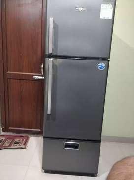 Whirlpool Proton 320L 3-Door Refrigerator