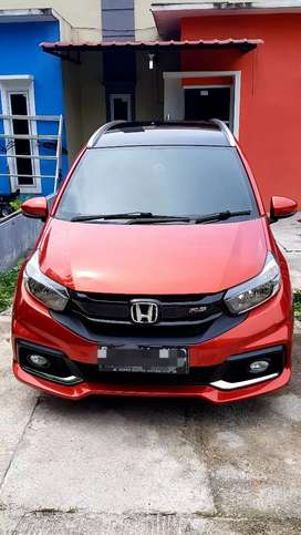 Mobilio RS CVT limited two tone facelift