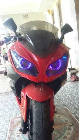 Kawasaki Ninja 250 fi 2015 Merah