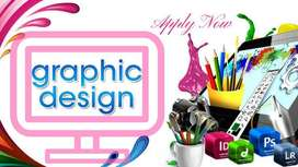 Graphic designer needed in okhla