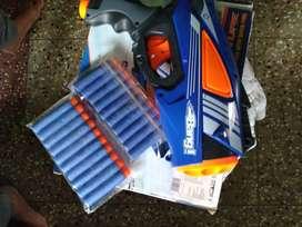 Bang strikers toy gun.