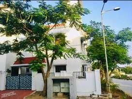 HUDA Gated Community 4 BHK Duplex Villa For Sale near Sridevi Theater.