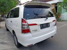 Innova diesel 2013 V istimewa di Yogyakarta