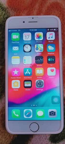 iPhone 6 16gb good condition only mic problem without fingerprint