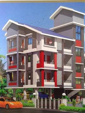 Marcel new ready to move 2bhk apartment rate 39 lac ( NO GST)