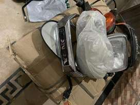 Genuine Spare Parts Honda 125 Model 2014