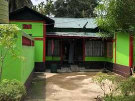 House for rent in Mankachar Barman para