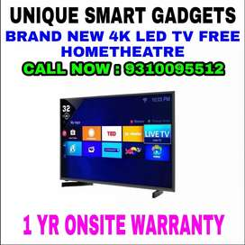 "JABARDAST SALE 32"" SMART TV KE SATH FREE HOMETHEATRE BEST OFFER"