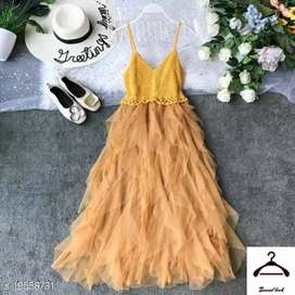 Stylish elegant dresses