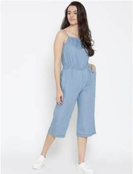 Blue Jumpsuit (Brand - dressberry)