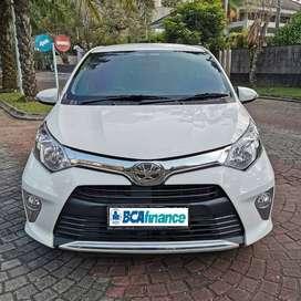[DP12JT] Toyota Calya G mt 2017 km 20rb siap pakai