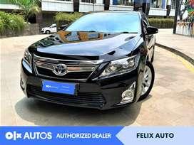 [OLXAutos] Toyota Camry 2.5 Hybrid A/T 2014 Hitam #FelixAuto