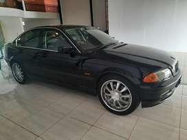 BMW E46 325i A/T (Nama sendiri)