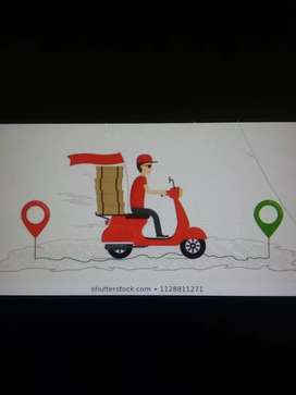 Wanted Food Delivery Boys in Rajahmundry