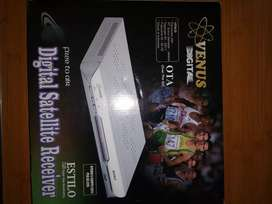 Venus Estlo Digital Satellite Receiver