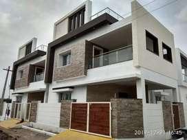 3BHK mini bungalow with Cheran ma nager near