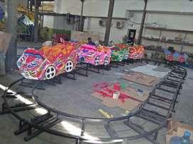 produksi wahana odong mini coaster kereta lantai bawah ER
