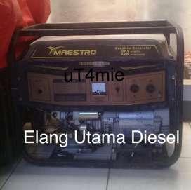 mesin genset maestro 8000 watt