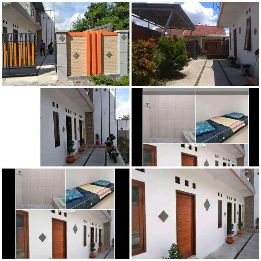 Rumah KOST BARU MINIMALIS - Harga EKONOMIS dekat Kampus Surya Global 0